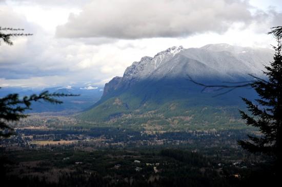 Litte und Big Si (Berge)
