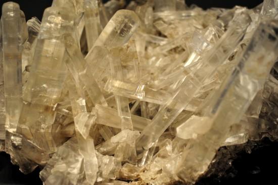 Gips; Eisleben, Mansfelder Land, Sachsen-Anhalt; Mineralogische Sammlung TU BAF