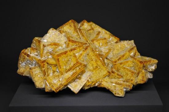 Flourit; Marienschacht, Wölsendorf, Oberpfalz, Bayern; Leihgabe Pohl-Ströher Mineralienstiftung