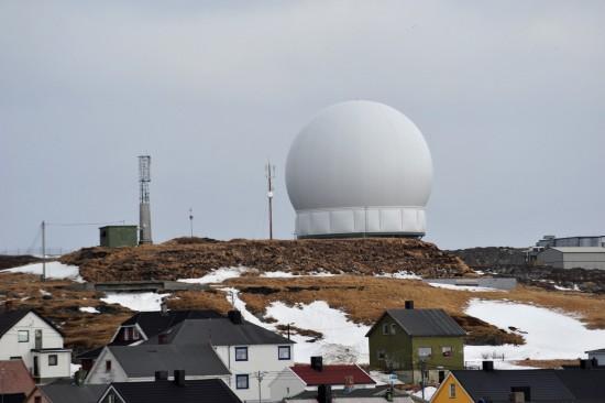 Globus II Radar in Vardø