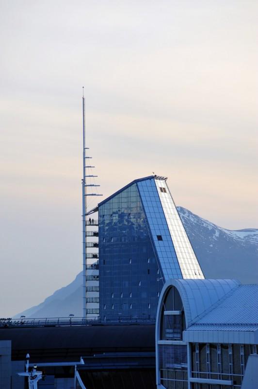 Seilet Hotel in Molde