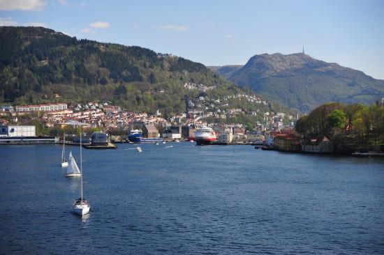 Back in Bergen