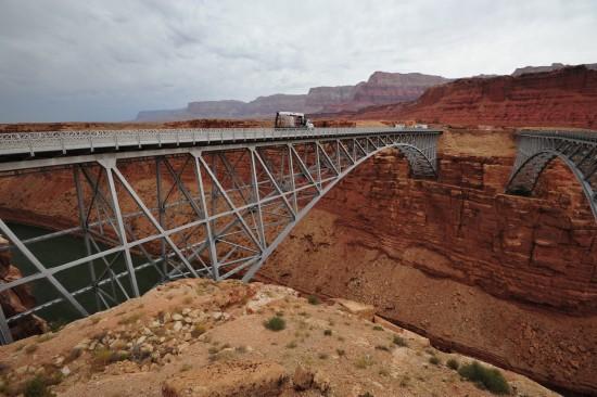 Crossing the Colorado River