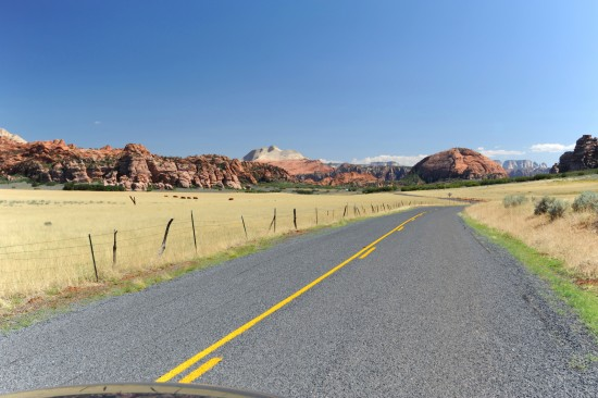 Kolob Terrace Road is a insider tip