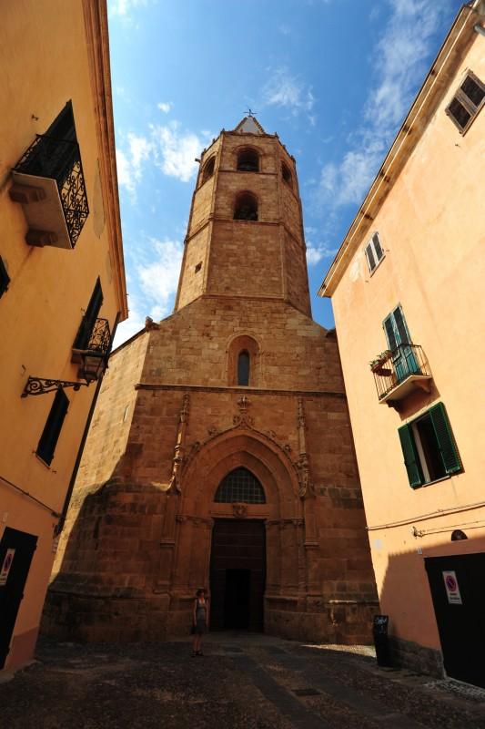 Alghero, Catteltrale di Santa Maria