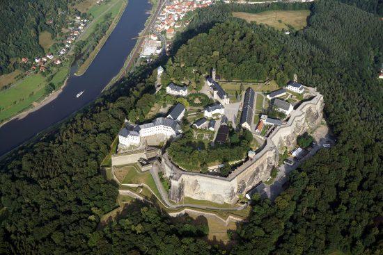 Festungs Königstein