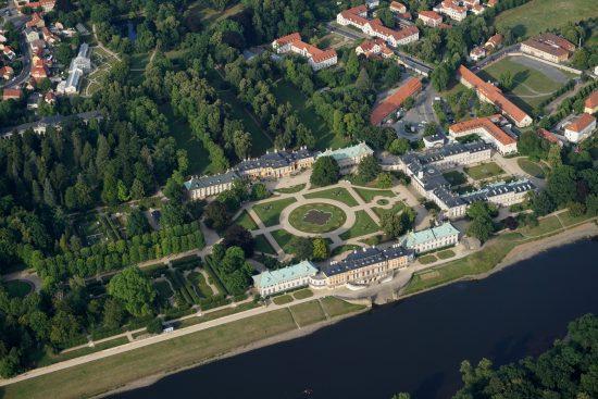 Schloß und Park Pilnitz